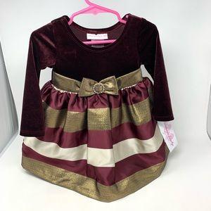 Beautiful Bonnie Baby Dress 18M